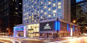 Delta Hotels by Marriott Ottawa City Centre Exterior