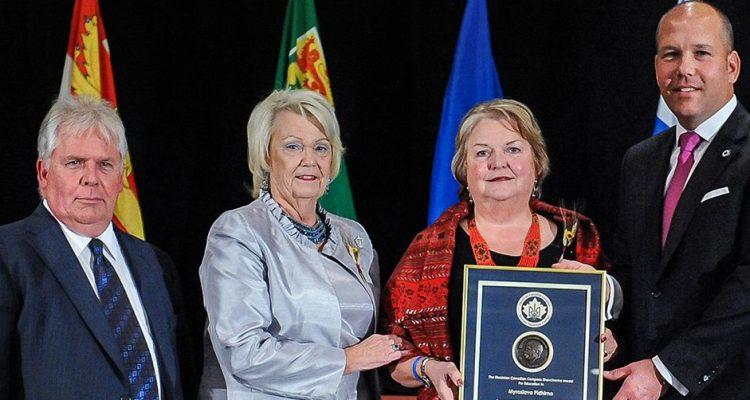 Shevchenko Medal Award 2016