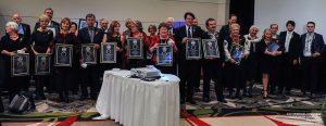 Congress 2016 Awards recepients
