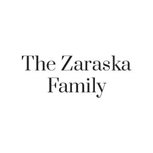 The Zaraska Family logo
