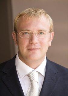 His Excellency Andriy Shevchenko