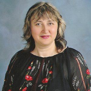 Oksana Levytska (Moderator)