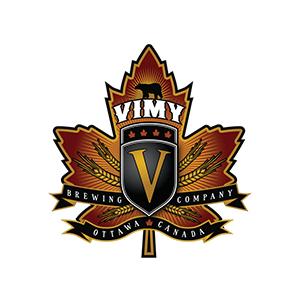 VIMY Brewing Company logo